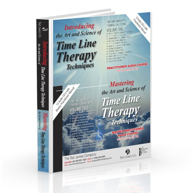 Time Line Therapy® Audio CD Collection: Get all the information and the techniques of Time Line Therapy® in one place.