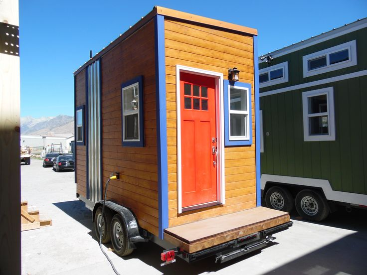 507 best TINY HOUSE STUFF images on Pinterest Small houses Tiny
