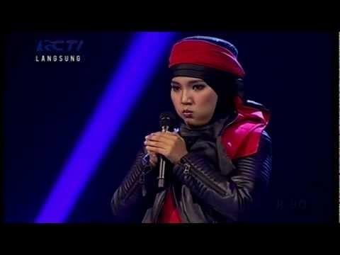 FATIN SHIDQIA - DON'T SPEAK (No Doubt) - GALA SHOW 4 - X Factor Indonesia 15 Maret 2013