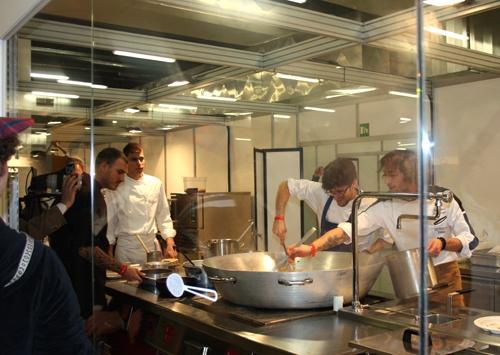 Chef all'opera a #IG2013!