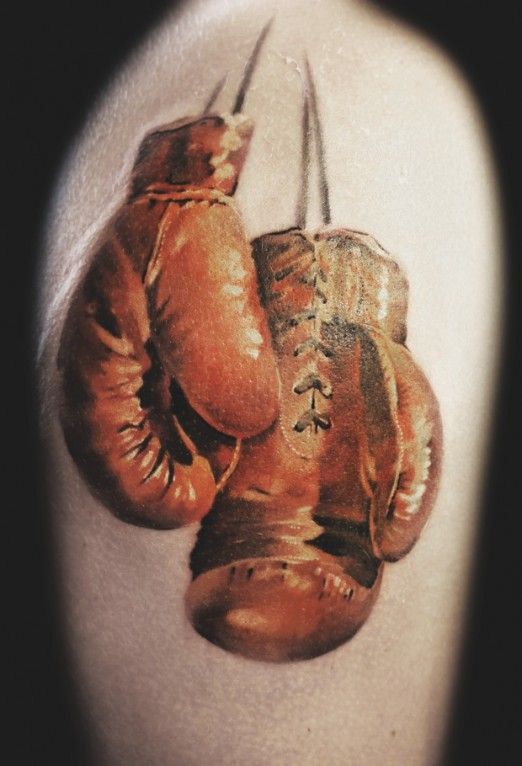 40 best Boxing tattoo images on Pinterest | Boxing tattoos ...