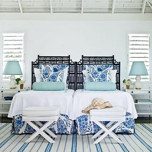 coastal guest room dream home pinterest. Black Bedroom Furniture Sets. Home Design Ideas
