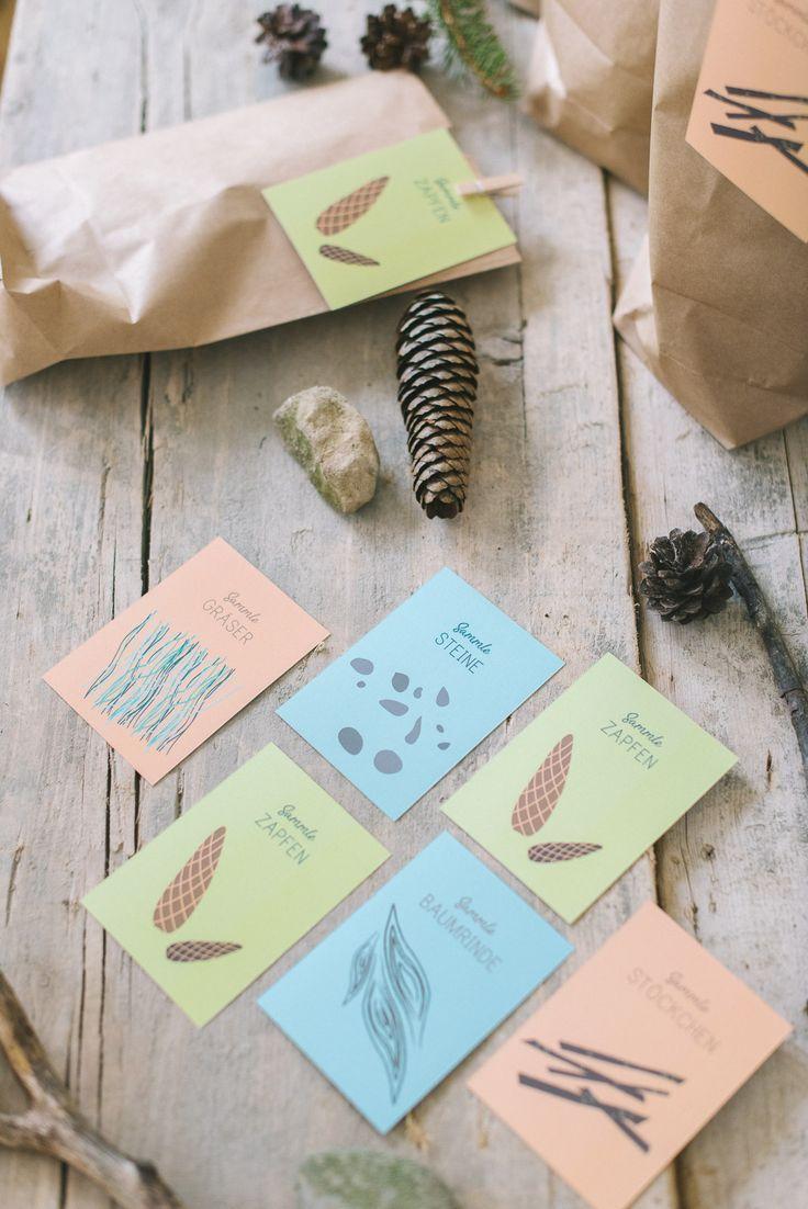 Spiele für den Waldgeburtstag – Fräulein K. Sagt Ja Hochzeitsblog