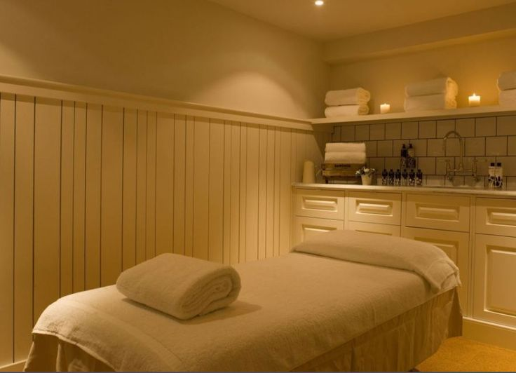 Spa Treatment Room Ideas | Beauty Spa Room   Shoreditch House