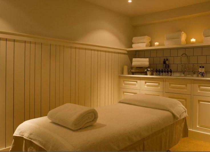 Spa Treatment Room Ideas | beauty spa room - Shoreditch House