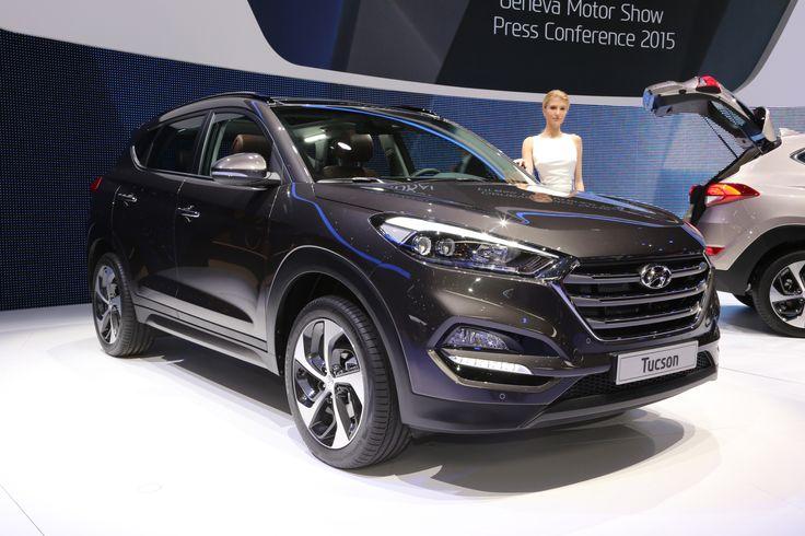 Hyundai Tucson 2016 New hyundai, Tucson, Black models