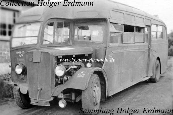 The AEC Regal omnibus was manufactured beginning in 1929. The shown vehicle was…