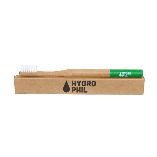 umweltfreundliche Bambus-Zahnbürste in verschiedenen Farben, 3,90€