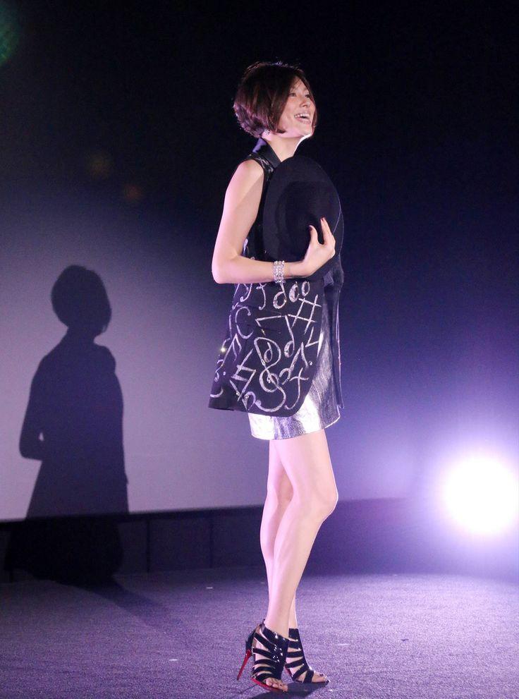 米倉涼子:「ハリウッド進出?」に苦笑い 20代のオーディションの思い出も - 写真特集 (2枚目/全10枚) - MANTANWEB(まんたんウェブ) #米倉涼子