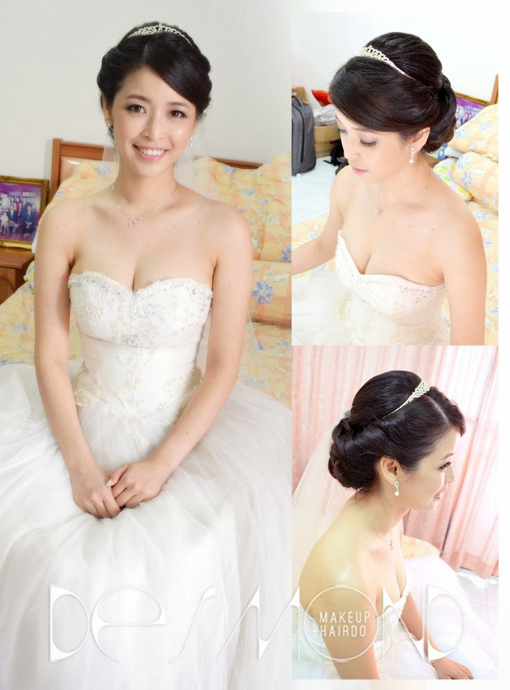 Desmond Bridal Makeup Korean Concept
