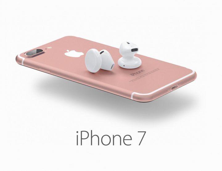 Iphone 7: Suspense avant la keynote du 7 Septembre