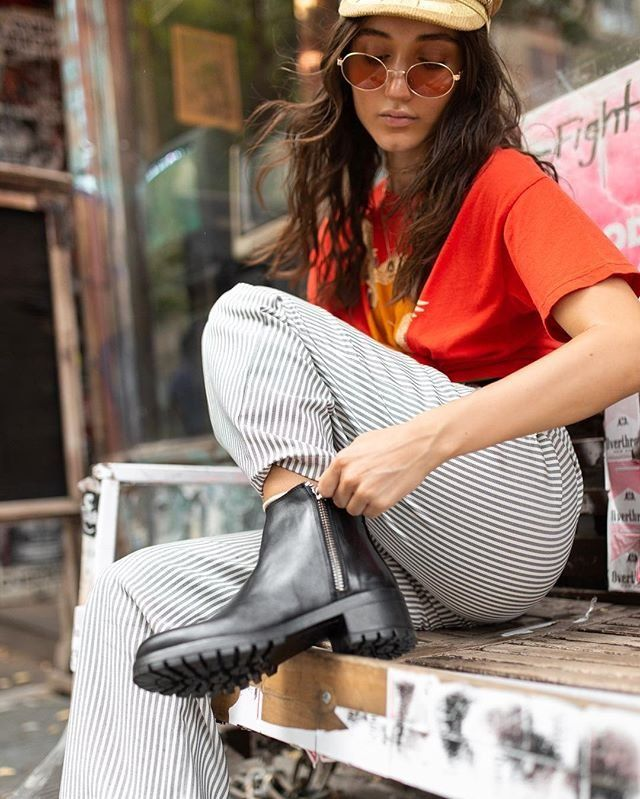Urban Outfitters Nyc On Instagram The Maci Zippered Ankle Boot Is Our New Favorite Uoonyou Sku 44622322 Fashion Urban Fashion Fashion Inspo