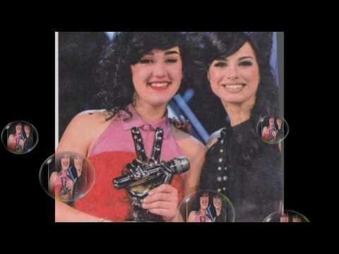 Alice Paba e Dolce Nera le vincitrici di The Voice - YouTube