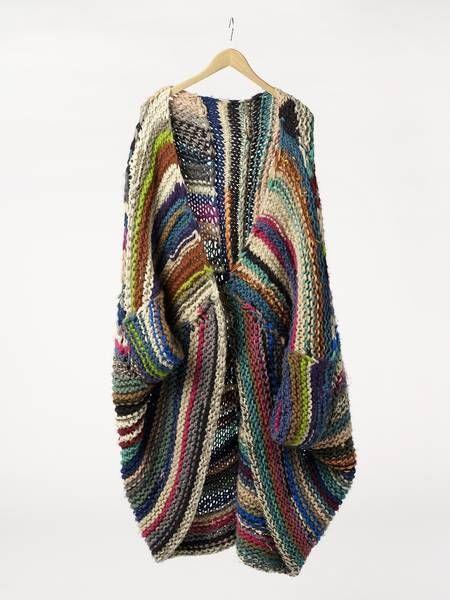 colorful. knitted. pattern. chunky. boho. bohemain.