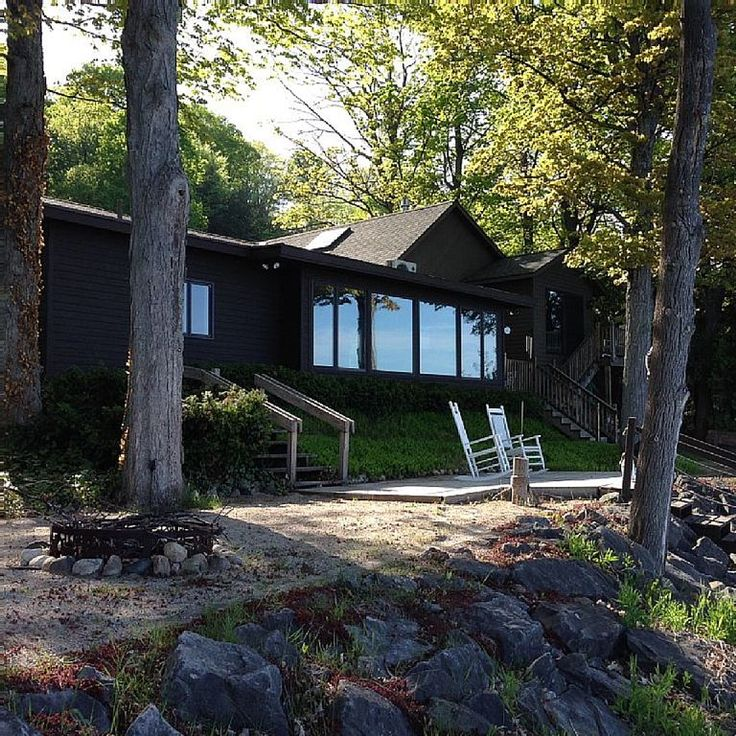 House vacation rental in Traverse City, Michigan, United States of America from VRBO.com! #vacation #rental #travel #vrbo