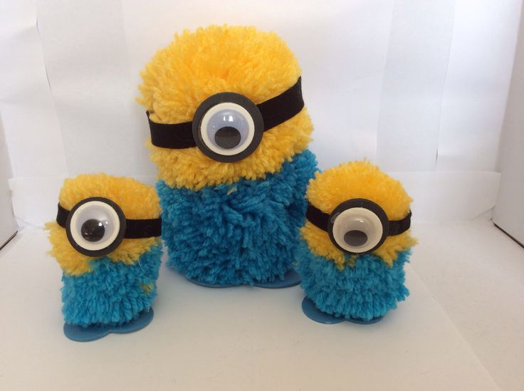 Best 20 minion craft ideas on pinterest names of for Pom pom crafts