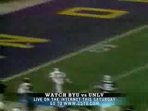 ▶ Greatest Bowl Comeback Ever: 1980 Holiday Bowl: BYU vs. SMU. BYU scores 21 points in less than 4 minutes to defeat the most corrupt football program in America at the time.