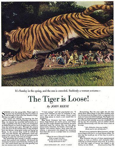 https://flic.kr/p/a1khZ | Galli07.JPG | Saturday Evening Post  Illustrated by Stan Galli  1950's