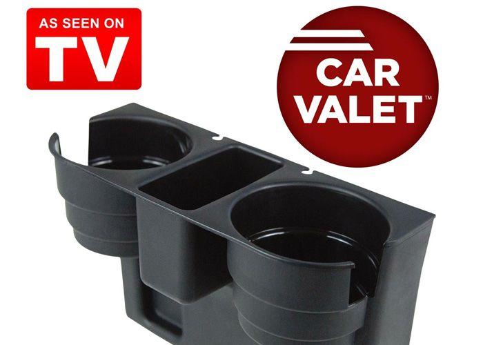 Πλαϊνή Θήκη Αυτοκινήτου Για Επιπλέον Αποθηκευτικό Χώρο Car Valet!!