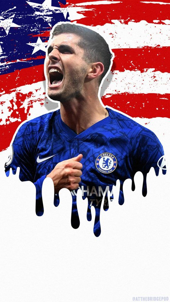 Christian Pulisic Wallpaper For Mobile Phone Tablet Desktop Computer And Other Devices Hd And 4k Wallpapers In 2020 Christian Pulisic Chelsea Football Club Christian