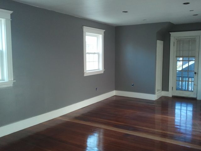 Master bedroom or family room kitchen valspar cathedral for Gray stone paint color
