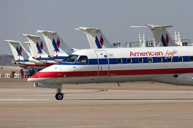 American Eagle Airlines (Subsidiary of American Airlines) http://www.aa.com