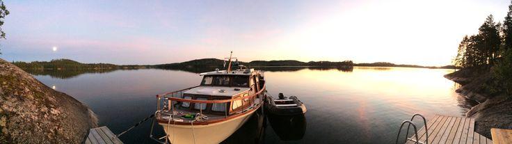 Villa K&Y @ Lake Saimaa archipelago, Savonlinna, Finland