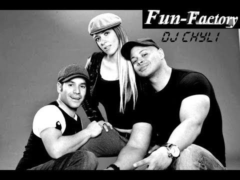 fun factory - i wanna be with you (dj chyli) - YouTube