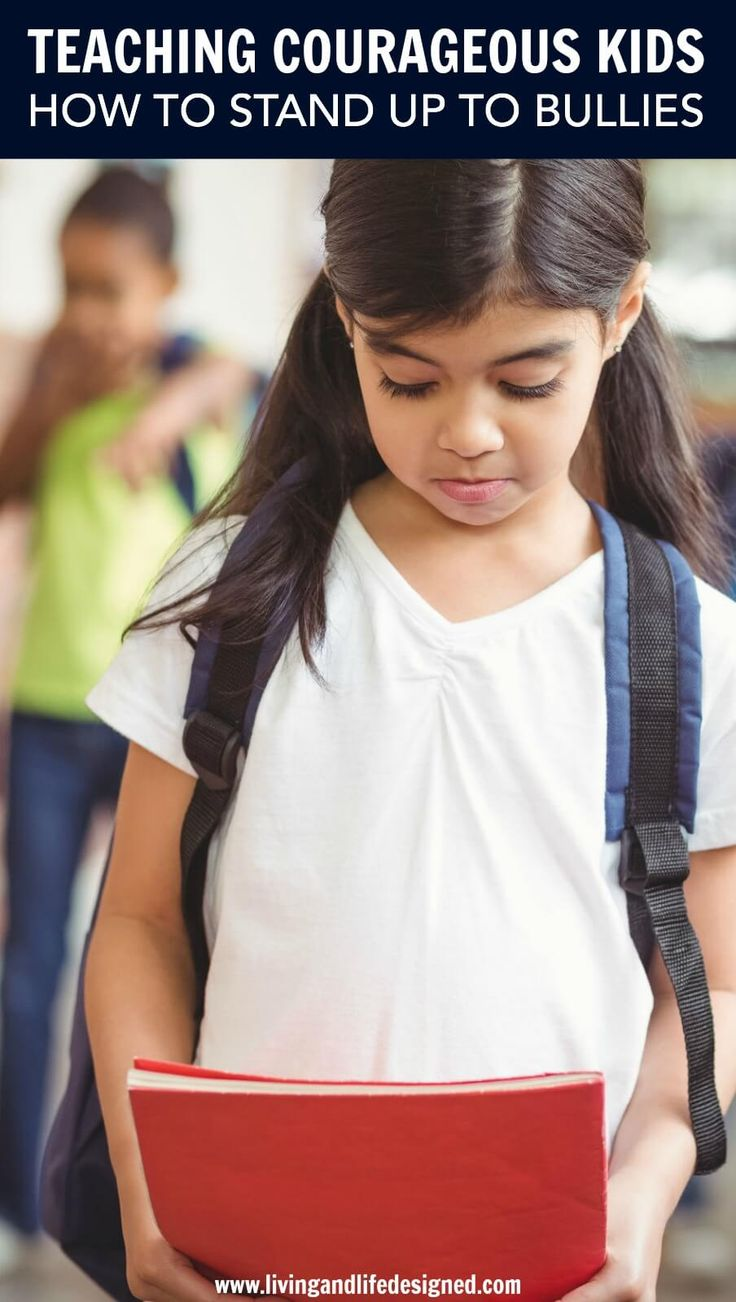 """Being a bystander to bullying is as harmful as being bullied. Raise kids who are unafraid to stand up to bullies, know when to get an adult's help & are """"includers."""""""
