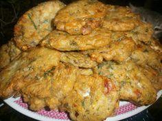 ΜΑΓΕΙΡΙΚΗ ΚΑΙ ΣΥΝΤΑΓΕΣ: Ρεβυθοκεφτέδες με τυρί φέτα και αυγό!