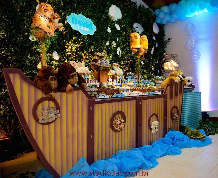 festa-infantil-arca-de-noé-dicas