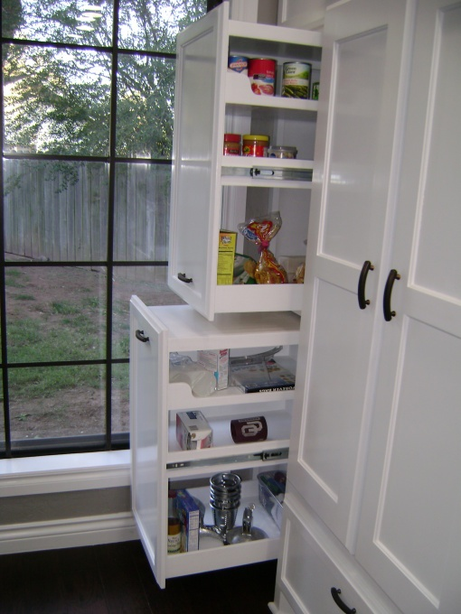 1000 Images About Pantry On Pinterest Sliding Shelves Slide Out Pantry And Kitchen Drawers