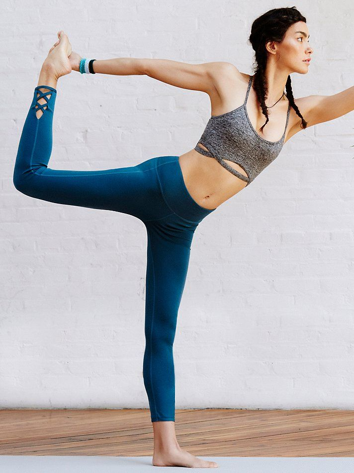 Lotus Legging | Ideal for dance, running, and all your ...