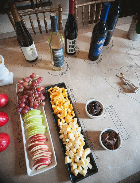 Wine and cheese pairing. Yes please. #recipes