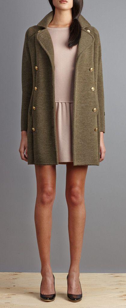 Chanty Coat Busnel Inspiration Pinterest Coats