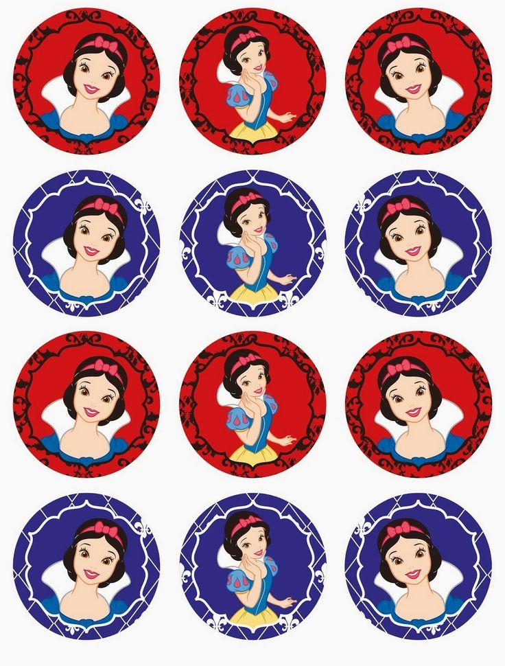 Sweet Snow White Free Printable Mini Kit.