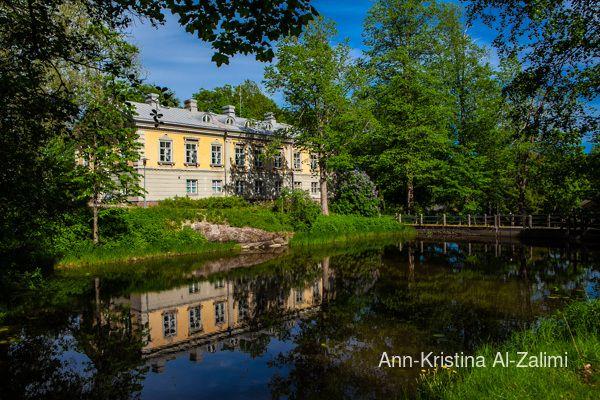 Ann-Kristina Al-Zalimi, espoo, espoon kartano, esbo gård, finnish architecture, architecture, building, kartano, manor, finland, park, kartano, arkkitehtuuri