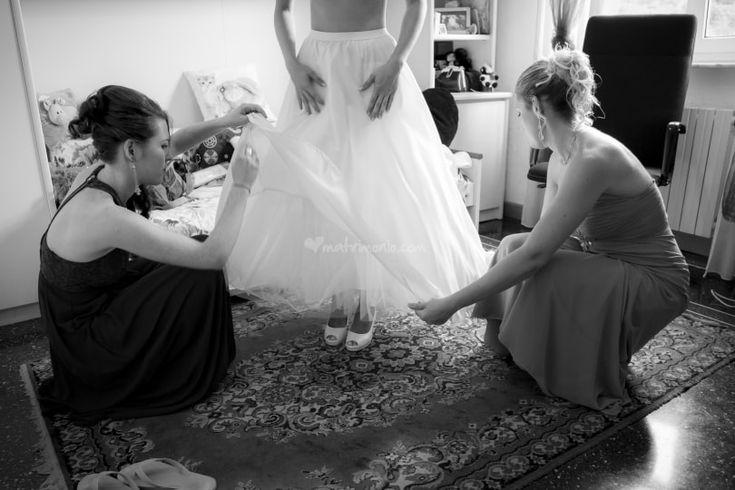 Sposa preparazione di Davide Enrico Sacco Fotografo | Foto 29