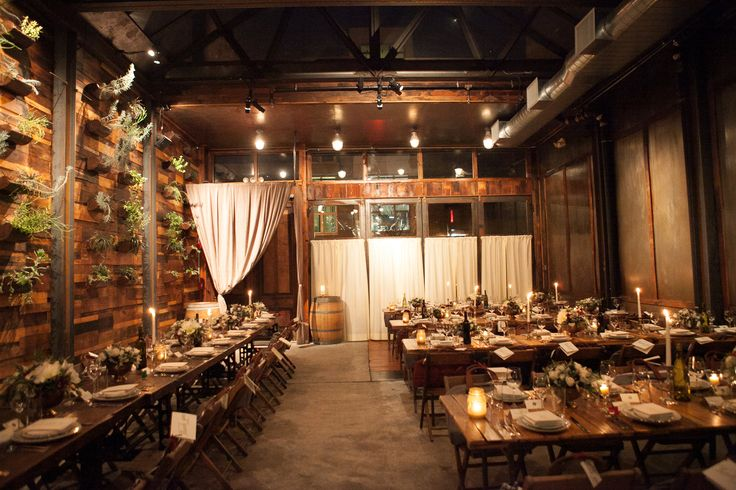 Looking for a unique New York rehearsal dinner or engagement party venue? Brooklyn Winery can accommodate anywhere from 20 to 200 guests for your pre-wedding celebrations.