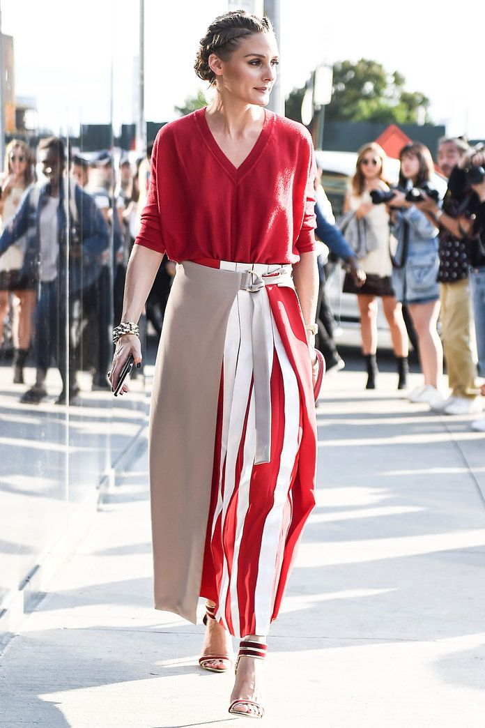 Olivia Palermo's Best Spring 2018 Fashion Week Looks | InStyle.com
