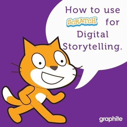 How to Use Scratch for Digital Storytelling - graphite
