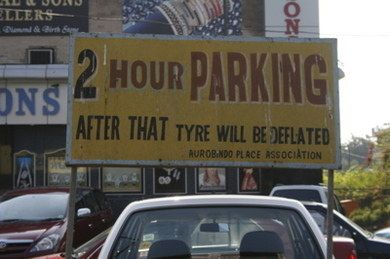This truthful warning. | 23 Hilarious Notices From India That Will Definitely Get Your Attention