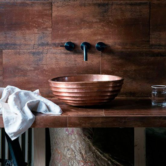 1000+ Images About My Copper Bathroom On Pinterest