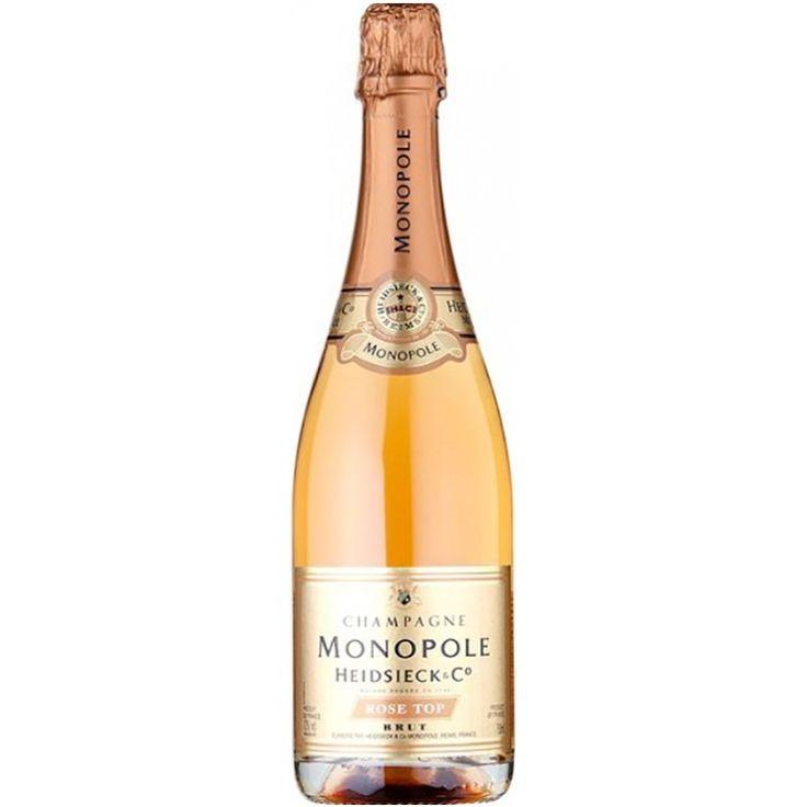 Champagne Heidsieck Monopole Brut Rosé