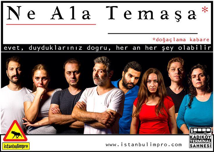 NE ALA TEMAŞA /  DOĞAÇLAMA KABARE-istanbulimpro (7.sezon-2015)