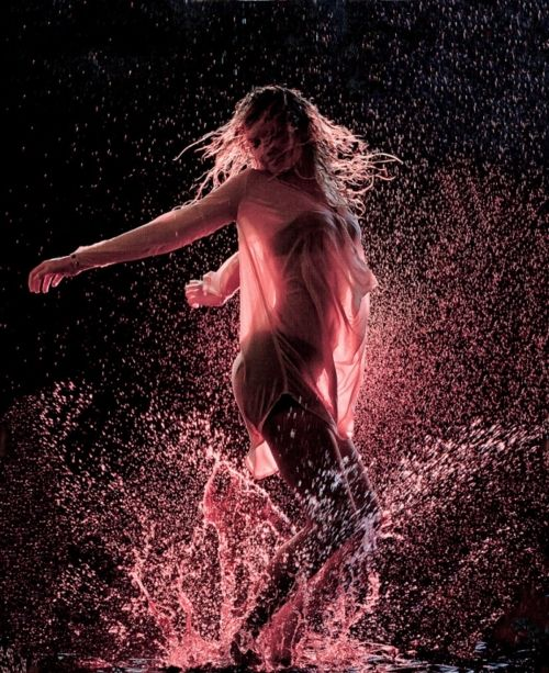Dance In The Rain Like No One Is Watching :)