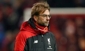 Jürgen Klopp: Liverpool injuries have forced club into transfer market