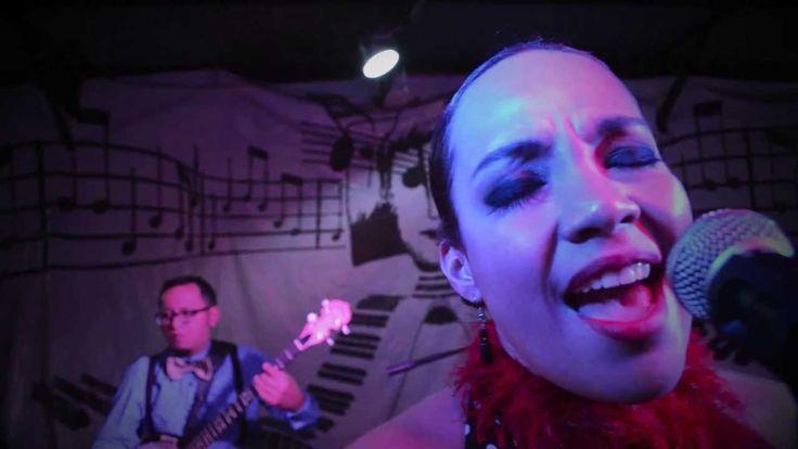 Calacas Jazz Band Egyptian Ella