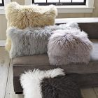 Mongolian Lamb Pillow Cover