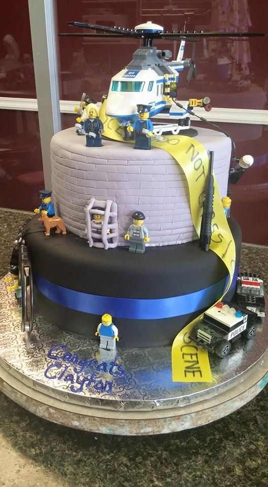 17 Best Images About Police Cakes On Pinterest Police
